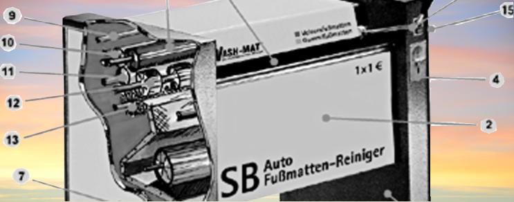 Wash-Mat 520 price